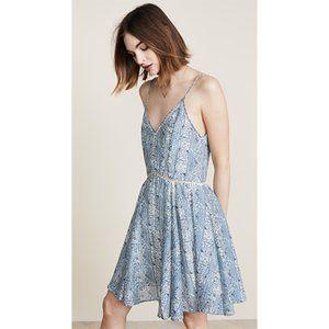 NEW Scotch & Soda Cotton Silk Beach Dress X Small